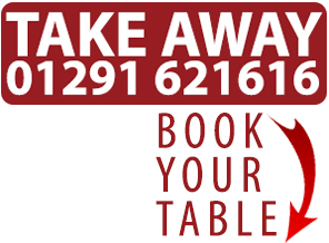 Book Your Table Down Below